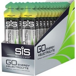 SiS GO Plus Electrolyte 30 geles x 60 ml