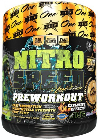 BIG Nitro Speed Pre-Workout 350 gr