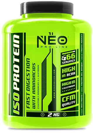 Iso Protein: NEO ProLine Iso Protein 2 Kg