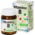 Vallesol Vitamina B Complex 30 caps