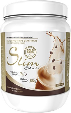 Gold Nutrition Slim Shake 400 gr