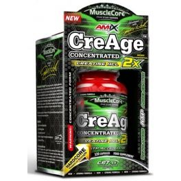 Amix MuscleCore CreAge Concentrated 120 caps