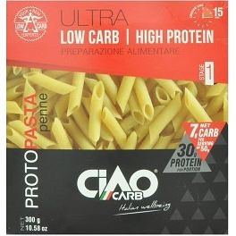 CiaoCarb ProtoPasta Penne - Macarrones Stage 1 300 gr