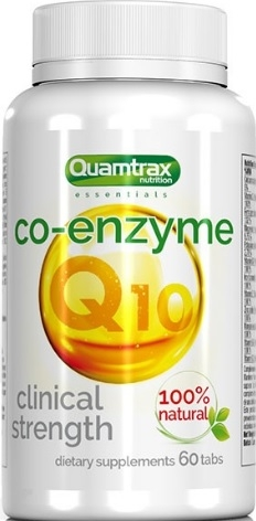 Quamtrax Essentials Co-Enzyme Q10 60 caps