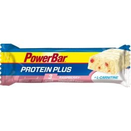 PowerBar Protein Plus + L-Carnitina 1 barrita x 35 gr