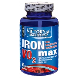 Victory Endurance Iron VO2 MAX. 60 caps