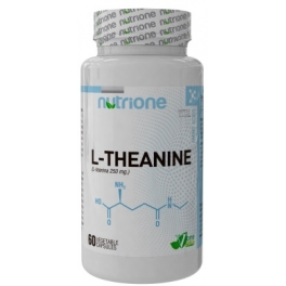 Nutrytec Nutrione L-Theanine 60 Caps. 250 mg