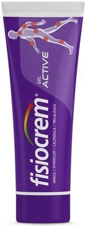 Fisiocrem Solugel - Gel Active 250 ml