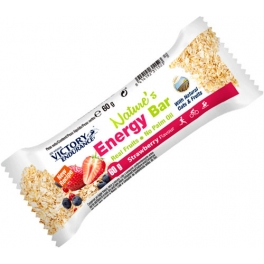Victory Endurance Nature´s Energy Bar 1 barrita x 60 gr (Barrita Doble Avena y Fruta)