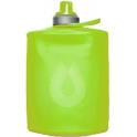 Hydrapak Stow - Botella Flexible 500 ml Verde