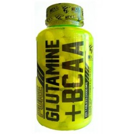3XL Pure Glutamine + BCAA 100 tabls