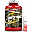 Pack Amix Lipotropic Fat Burner 200 caps + No Fat & Cellulite Gel 75 ml