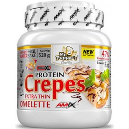 Amix Protein Protein Crepes Mr Poppers 520 gr