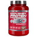 Cad-23/11/19 Scitec Nutrition 100% Whey protein Professional + ISO 2.28 kg Chocolate Blanco - Coco