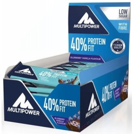Multipower 40% Protein Fit Bar 24 barritas x 35 gr