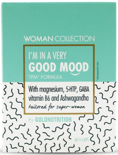Woman Collection Good Mood 60 Caps