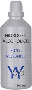 Marmel Hidrogel Alcoholico 100 Ml