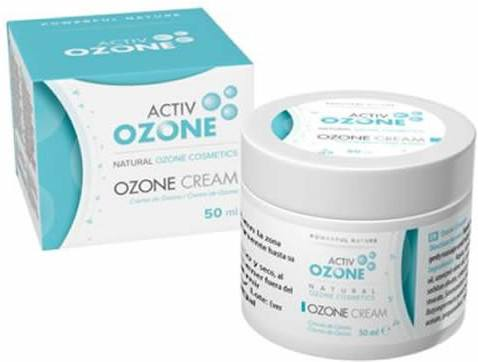 Activozone Ozone Cream 50 Ml