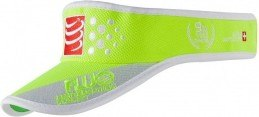 Compressport Visera Fluo Amarilla