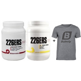 Pack 226ERS Recovery + Isotonic + Camiseta Exclusiva Bulevip