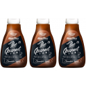 Hypertrophy Nutrition The Gourmet Sirope Chocolate 3 botes x 425 ml