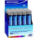 Multipower Guarana Shot 20 viales x 25 ml
