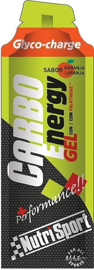 Nutrisport Carbo Energy Gel 1 x 66 gr