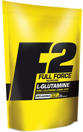 Full Force Nutrition L-Glutamina 450 gr