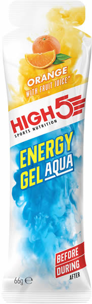 High5 Energy Gel Aqua 1 gel x 66 ml