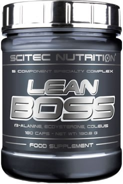 Scitec Nutrition Lean Boss 180 caps