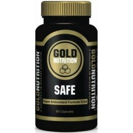 Gold Nutrition Safe 60 caps