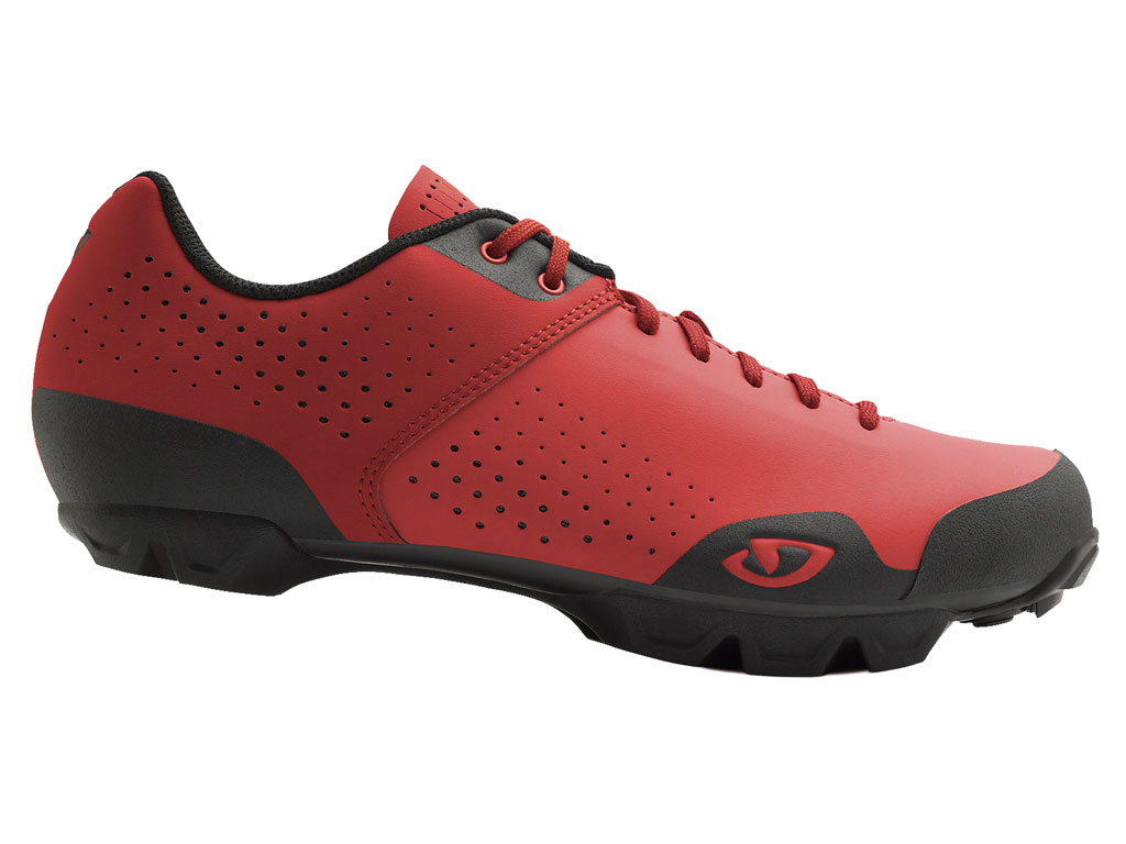 Giro Privateer Lace 2019 Bright Red/dark Red 45