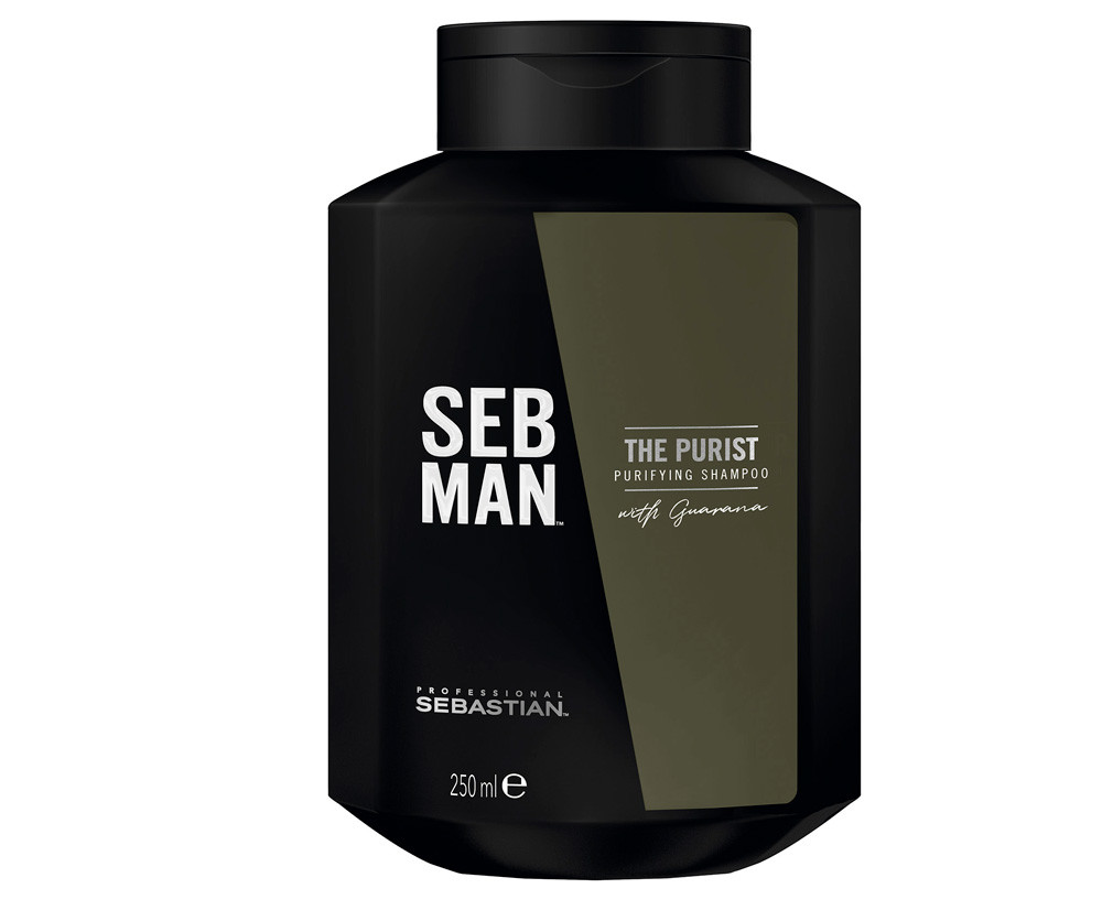 Seb Man Sebman The Purist Purifying Shampoo 250 Ml Hombre
