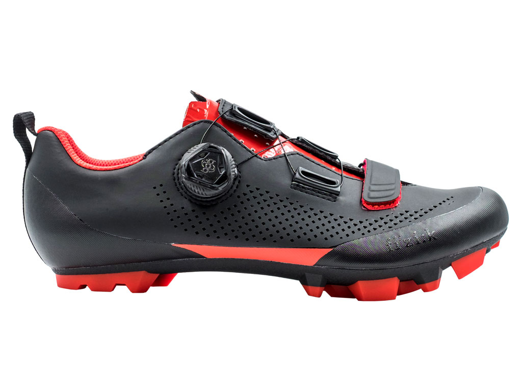 Fizik Terra X5 2019 Black/red 47