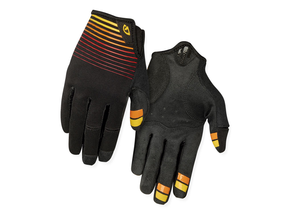 Giro Dnd 2020 Black/heatwave L