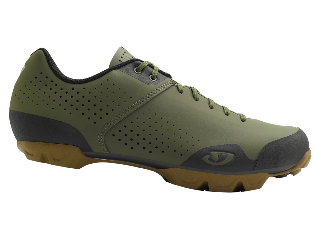 Giro Privateer Lace 2020 Olive/gum 48