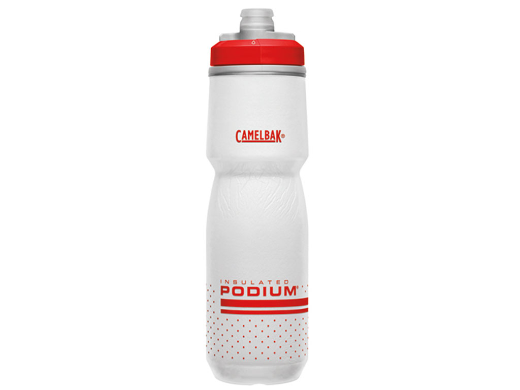 Camelbak Podium Big Chill 2020 Fiery Red/white 0.7l