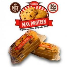 Max Protein Cookies Doble Choc And Coco