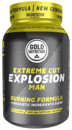 Gold Nutrition Extreme Cut Explosion 90 caps