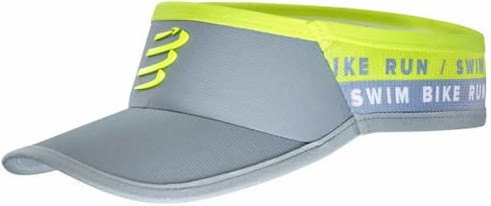 Compressport Visor Ultralight - Born To Swimbikerun