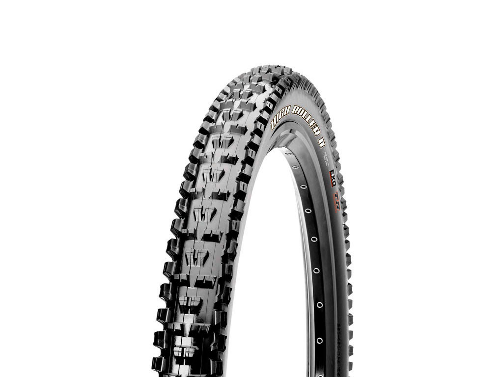 Maxxis High Roller Ii Mountain 27.5x2.60 120 Tpi Foldable 3ct/exo/tr