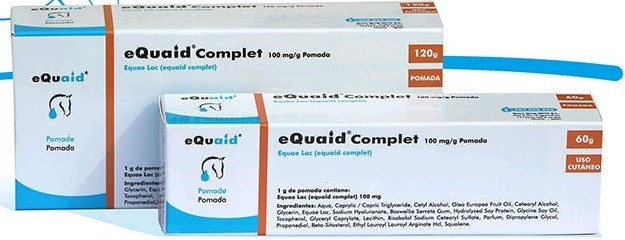 Equaid Complet Pomada 60g