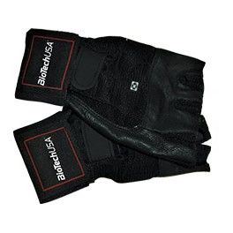 BioTechUSA Guantes Houston Negros