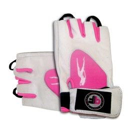 BioTechUSA Pink Fit Gloves