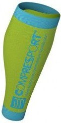 Compressport Perneras R2 v2 - Amarillo Fluor
