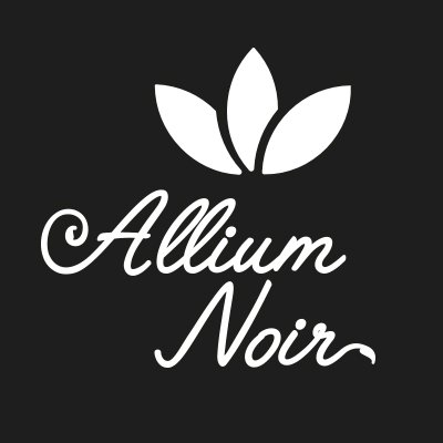 Productos Allium Noir
